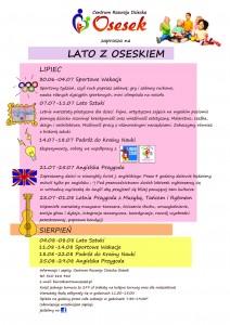 Plakat Lato2014 Osesek v2