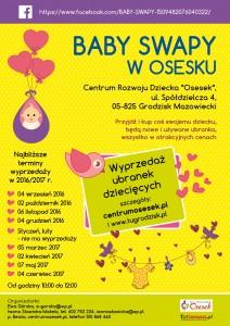 ulotka baby swap 2017